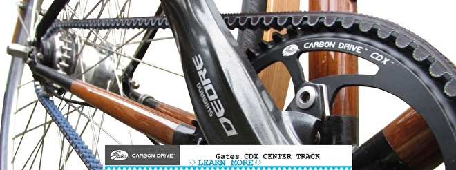 Fiets - Bicycle - Gates Carbon Drive