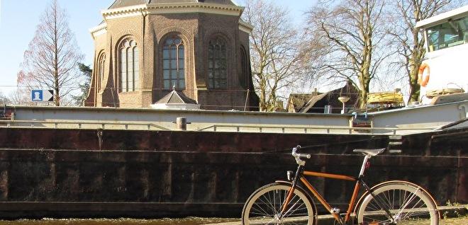 Fiets - Bicycle - Mudguard