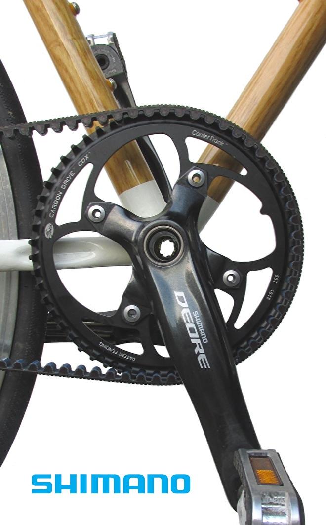 Poelman fiets Deore