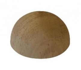 Einddop rubberhout (per paar)