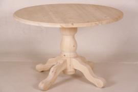 Mooie robuuste ronde tafel