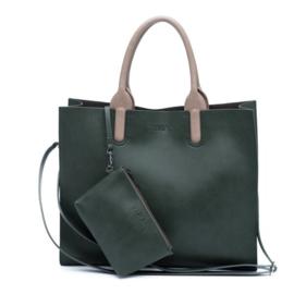 Natural Bag  Noor - Army Green
