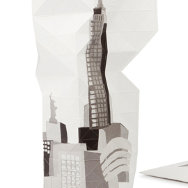 Paper Vase Cover City Edition - NEW YORK