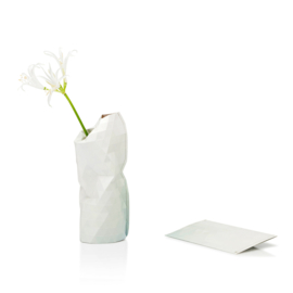 Paper Vase Cover - Grey Tones (Small)