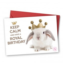 Keep Calm and have a Royal Birthday