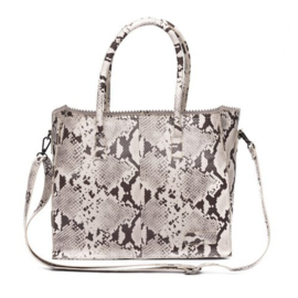 Natural Bag Lisa - Python (Merk: Zebra)