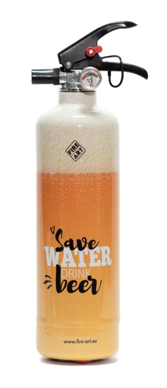 Save Water Drink Beer Designblusser