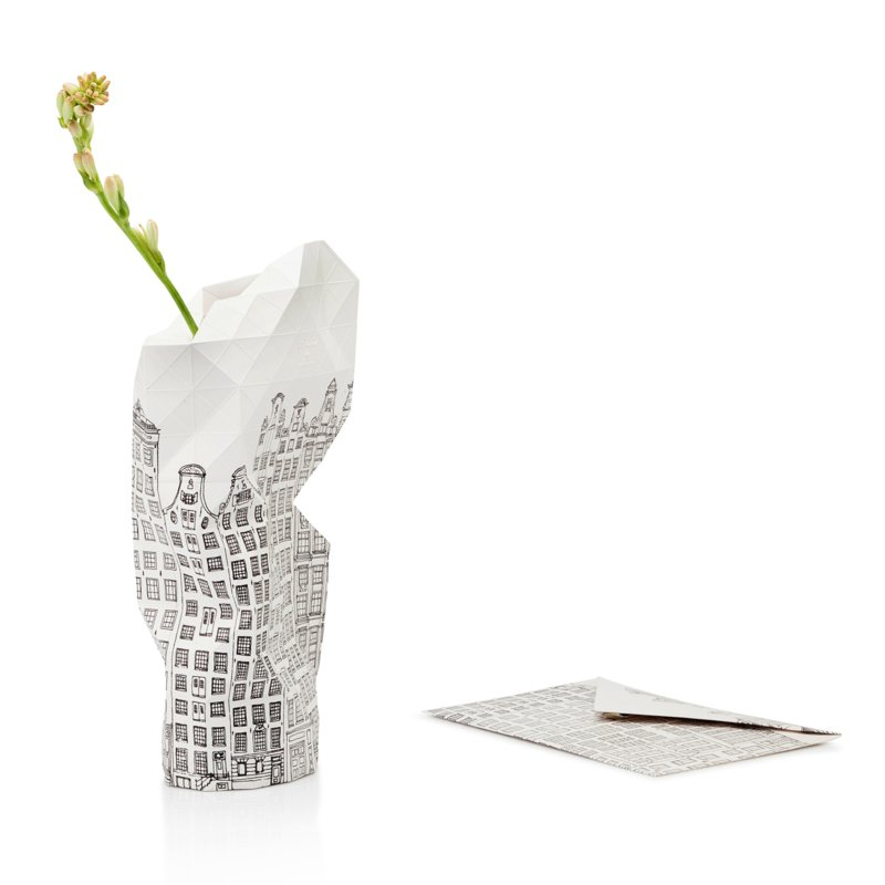 Paper Vase Cover - CANAL HOUSE