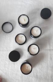 Giftbox 4 Brandt kaarsen