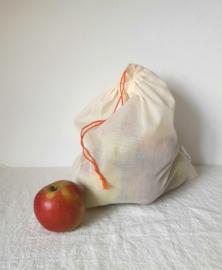 Herbruikbaar zakje voor groente en fruit