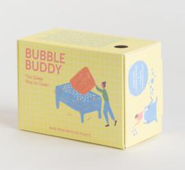 Bubble buddy powder pink (inclusief schoonmaakzeep)