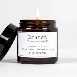 Brandt kaars Wild Tabocco