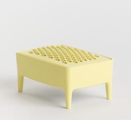 Bubble buddy mellow yellow (inclusief schoonmaakzeep)