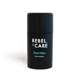 Deodorant Rebel Nature fresh cotton