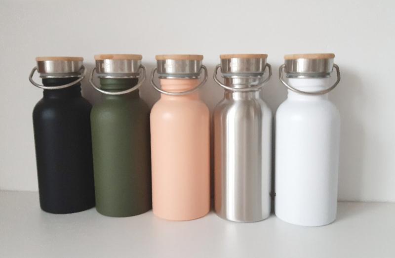 RVS drinkfles 500 ml