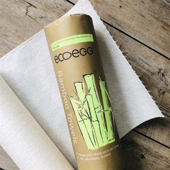 Herbruikbare bamboe doekjes, 20 stuks