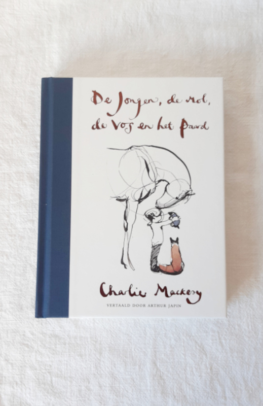 Boek 'de jongen, de mol, de vos en het paard'