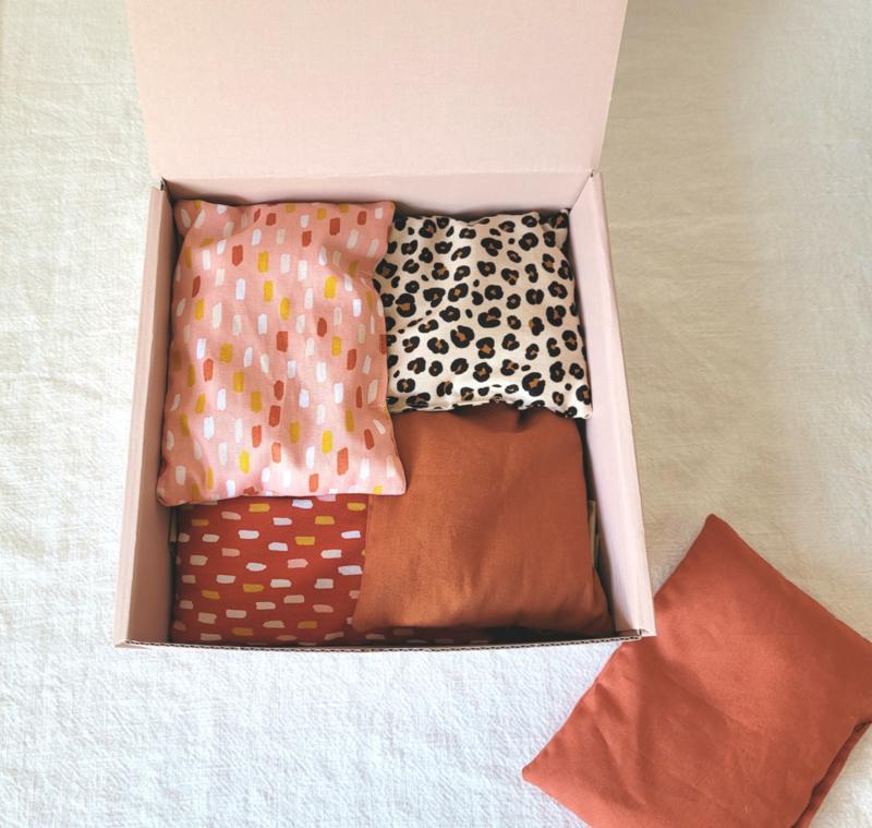 Giftbox sensory playing bags