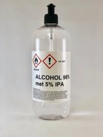 Alcohol  96 %