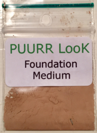 Sample Mineral Foundation Medium