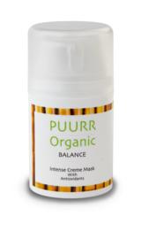 Organic balance Intense Creme Mask