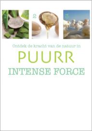 Consumenten Intense Force Infocard (promo)