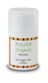 Organic Balance Day & Night Creme