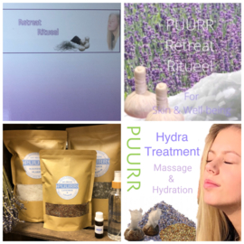 Retreat & Hydra Treatment Pakket