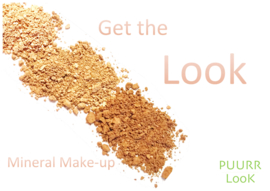 Mineral Make-up Samples Set
