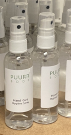 PUURR Hand Care Hygiëne spray
