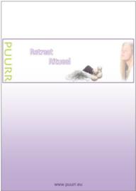 Consumenten Infocard Retreat Ritueel