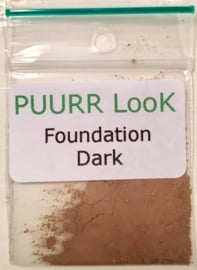 Sample Mineral Foundation Dark