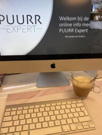 PUURR Online Trainingen/Meetings