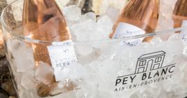PEY BLANC N˚1 Rosé AOP Aix-en-Provence  0,75cl
