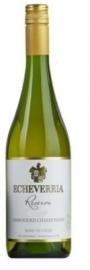 Chardonnay Unwooded Reserva Echeverria 75cl