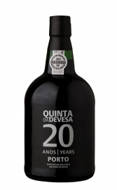 Quinta da Devesa 20 years old port 750ML incl. geschenkverpakking