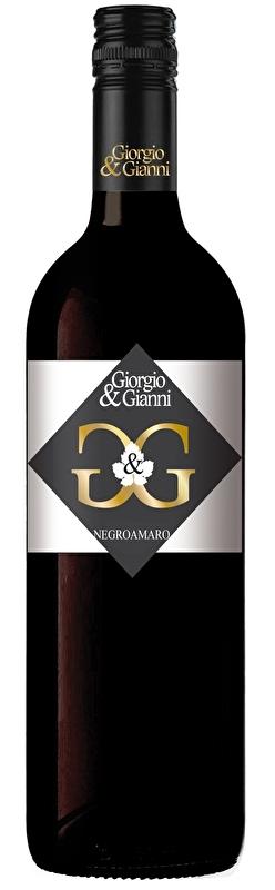 Giorgio & Gianni Negroamaro Salento 75cl