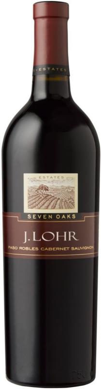 J. Lohr Winery - Seven Oaks Paso Robles Cabernet-Sauvignon 75CL