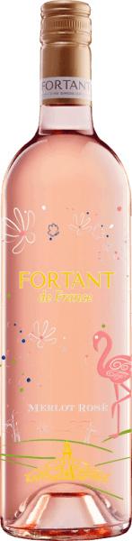 Fortant de France Merlot Rosé 75CL