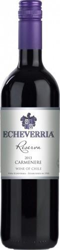 Carmenère Reserva Echeverria 75cl