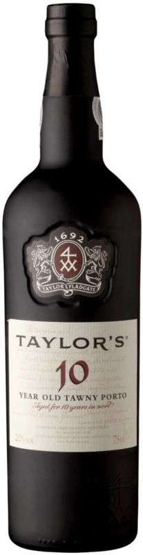 10 Years old Tawny Port van Taylor's