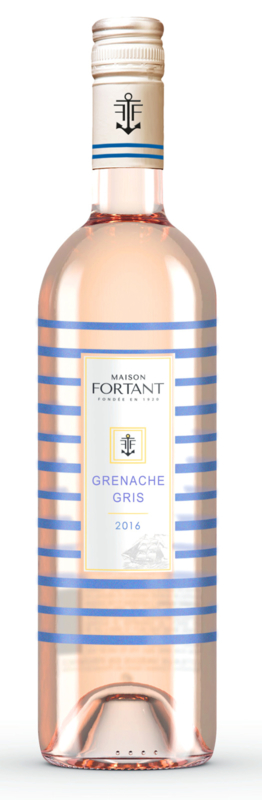 Fortant de France, Grenache Gris, Rose 75cl