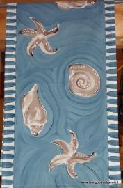 tafelloper blue taupe shell