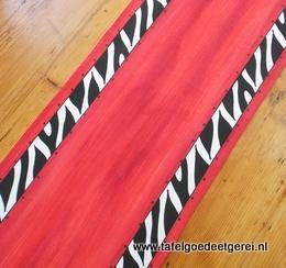 tafelloper red zebra