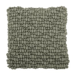 Urban Nature Culture   Cushion Wool   Lily pad