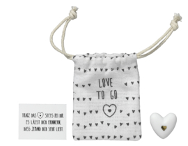 Rader wenszakje Small Pocket Companion Heart