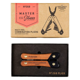 Gentlemen's Hardware  Tang Multitool