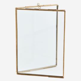 MadamStoltz dubbele fotolijst staand 13 x 18 cm
