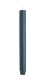 Rustik Lys Dinerkaars Petrol 2,6 x 30 cm