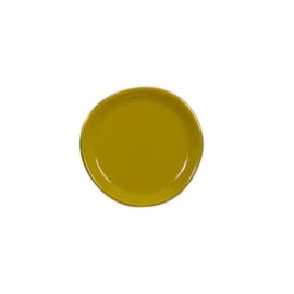 Urban Nature Culture | Good Moring Plate Small / klein bordje | Amber Green